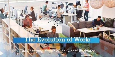 L'évolution du travail en 5 points clés selon ADP Research | Zevillage | e-recrutement, e-réputation, réseaux sociaux | Scoop.it