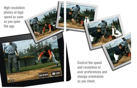 Fast Camera Clicks Its Way Onto iPad | iPads in Education Daily | Scoop.it