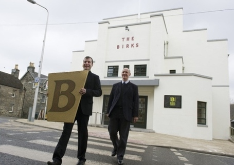 Once derelict Art Deco cinema opens after refurb | Culture Scotland | Scoop.it