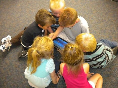 Un seul iPad pour toute la classe… des idées de... | Intégrations des TICE en classe (deFLE) | Scoop.it