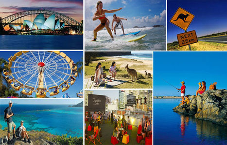 Experience of best of Australia   Odyssey Tours and Travels   Scoop.it