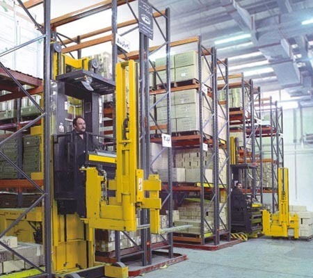 Benefits of Using Shelving System in Industries | The Benefits of Shelving and Storage | Scoop.it