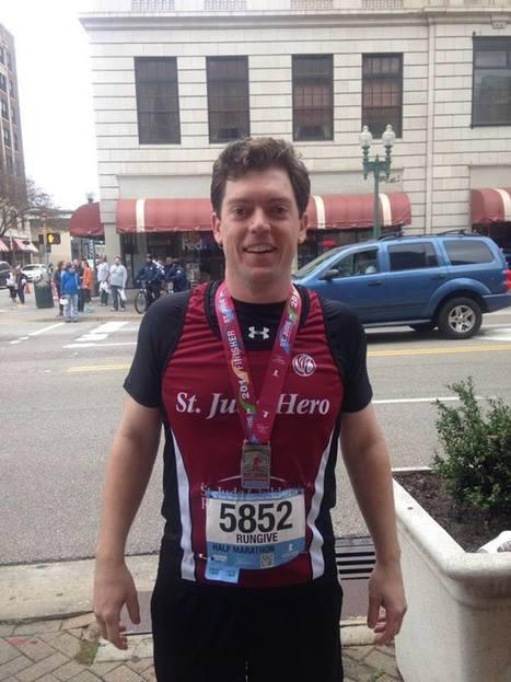 3 Lessons Completing #StJude Half-Marathon | Dave Bratcher - Leadership: ENGAGED | davebratcher.com | Scoop.it