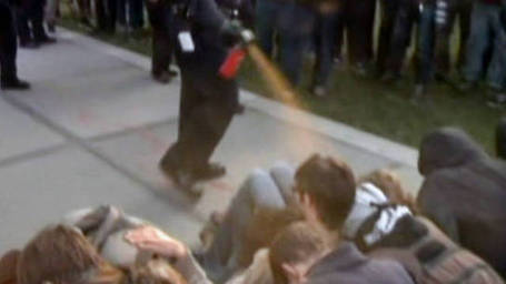University to pay medical bills of pepper spray victims - CNN.com | OWS Food for thought | Scoop.it