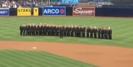 Gay Choir 'Humiliated' During San Diego Padres Game | LGBT Network | Scoop.it