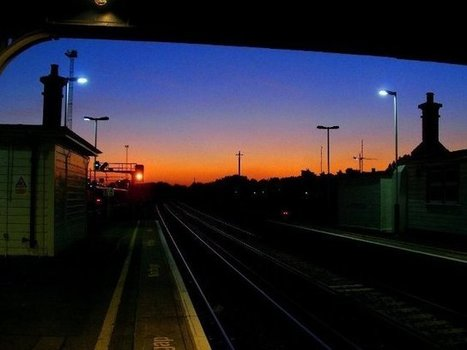 Lighting the way to efficient rail travel | Energy News | Scoop.it