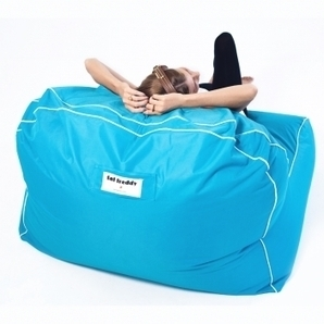 :: Fat Freddy Double Love Seat Beanbag in Blue | Good Quality Promo Bags | Scoop.it