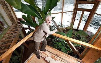 Green property: the house that costs &pound;60 a year to heat<br/> - Telegraph | Green IT | Scoop.it