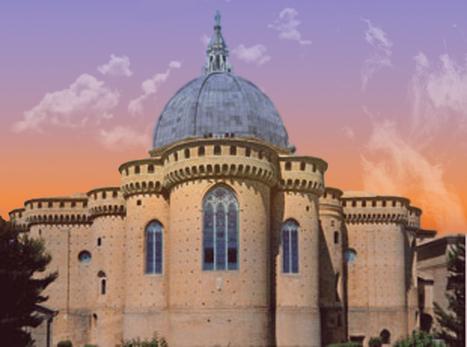 Loreto: i camminamenti di ronda del santuario-fortezza | Le Marche un'altra Italia | Scoop.it