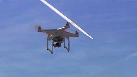 Drones en Dordogne : l'école de haut vol - France 3 Aquitaine | Actualité Aéromodélisme | Scoop.it