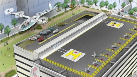 Uber has a plan to make flying cars a reality | Vous avez dit Innovation ? | Scoop.it