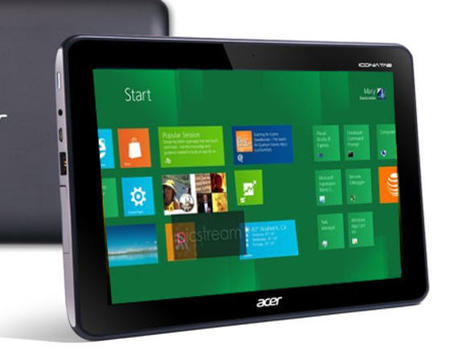 HP, Dell and Asus tipped as Windows 8 tablet launch partners | Technology and Gadgets | Scoop.it