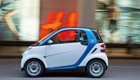Bildelningstjänsten Car2go tvingas lägga ner i Stockholm | Bilpool | Scoop.it