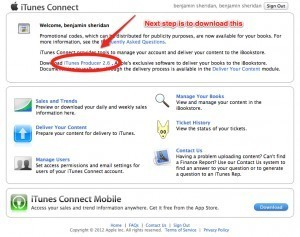 How I Published to the iTunes Bookstore | mrpbps iDevices | Scoop.it