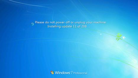 Windows 7 tiene ahora un Service Pack 2 (aunque no se llama así) | Noticias | Scoop.it