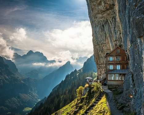 There's No Paradise On Earth, But These 40 Spectacular Hotels Are As Close As It Gets. Wow. | Picture Chest Photography { Inspirations & Insights } | Scoop.it