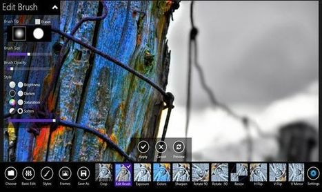 Fhotoroom, un editor fotográfico para Windows 8 bastante recomendable | Recull diari | Scoop.it