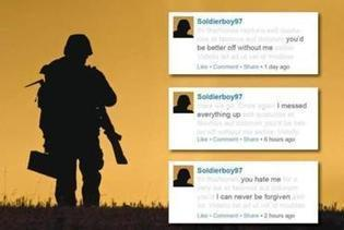 Monitoring social media posts to cut the military suicide rate | Unit 1 | Scoop.it