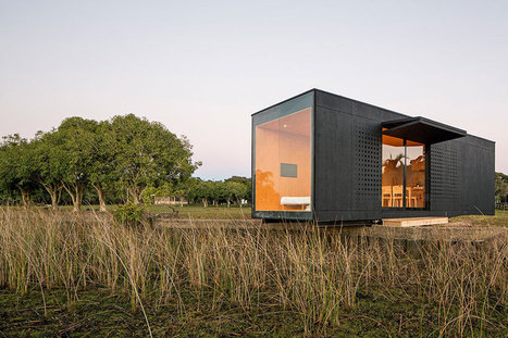 MAPA architects develops prefabricated MINIMOD residence - designboom | architecture & design magazine | Architecture | Scoop.it