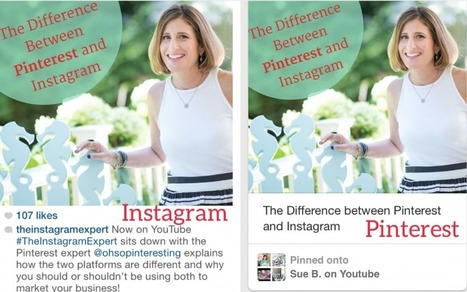 Should you go on Pinterest or Instagram for your business? 7 facts to consider   Pinterest   Scoop.it