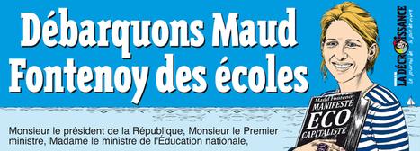 Débarquons Maud Fontenoy des écoles | Lecture citoyenne | Scoop.it