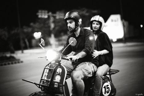 Meet up vespa rider from Romania | Vespa Stories | Scoop.it