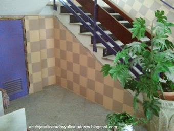 AZULEJOS, ALICATADOS Y ALICATADORES. | Obras de Rehabilitación | Scoop.it