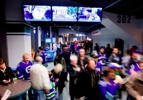 Arena screens grow revenue and build fan relationships | Digital retail, E-commerce | Scoop.it