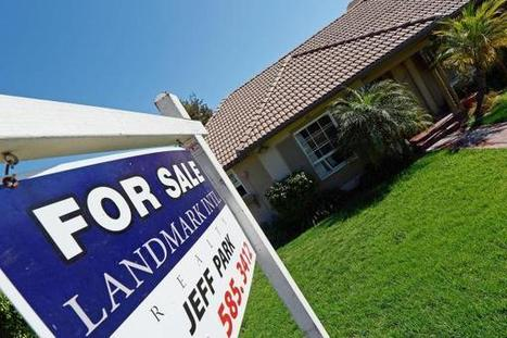 Spiking Mortgages Won't Derail Housing: Economist | Simple Mortgage Tips | Scoop.it