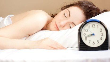 5 consejos para dormir mejor y más rápido | Noticias del sector | Scoop.it