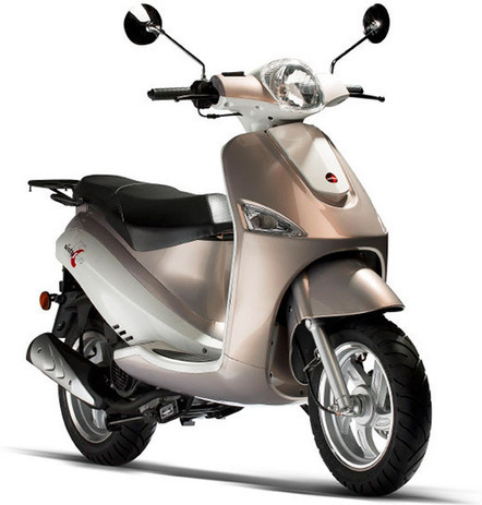 Mash lance ses Sixty Five et Storia 50 et 125 | Scooter's news | Scoop.it