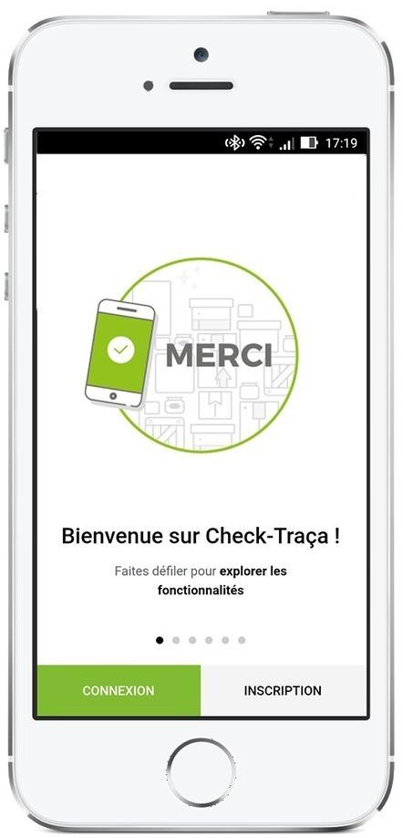 CHECK-Traça : l'application iOS et Android de traçabilité alimentaire pour les professionnels des métiers de bouche et acteurs de la chaine alimentaire. | SECURITE ALIMENTAIRE | Scoop.it