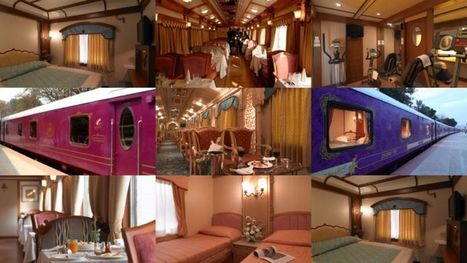 A Trip Aboard Luxury Train- The Golden Chariot | India luxury train | Scoop.it