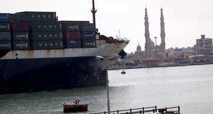 L'Egypte engage la rénovation du canal de Suez, enjeu géostratégique crucial | Égypt-actus | Scoop.it