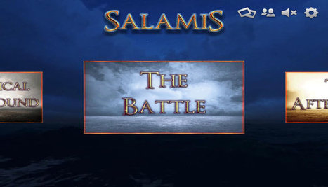 Application on the Battle of Salamis | GreekReporter.com | Mundo Clásico | Scoop.it