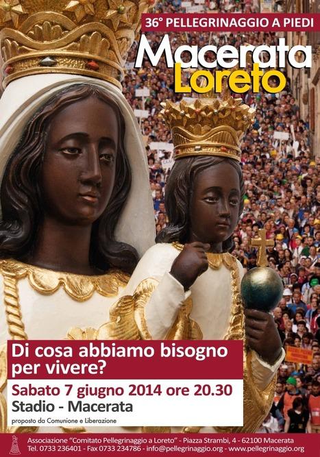 Pellegrinaggio a piedi Macerata Loreto | Le Marche un'altra Italia | Scoop.it