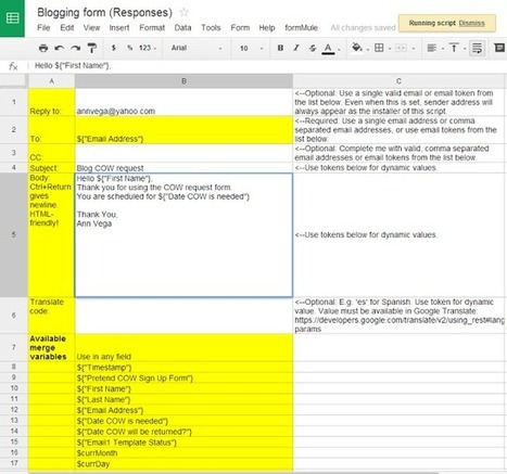Librarians on the Fly: Creating Google Calendar Appointments from Your Google Forms   Matt's Ed Tech   Scoop.it