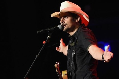Brad Paisley Lands Exhibit at Country Music Hall of Fame | Country Music Today | Scoop.it
