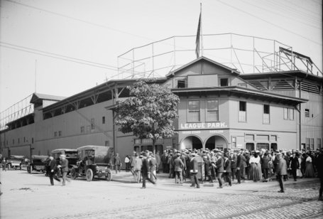 "In Cleveland, Bringing Back Baseball History and a Neighborhood | Buffy Hamilton's Unquiet Commonplace ""Book"" 