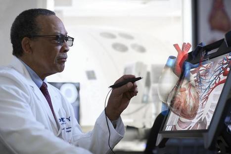Top 3 des avancées en santé via la réalité virtuelle | El pulso de la eSalud | Scoop.it