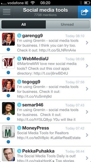 Social Media Apps for Mobile - 5 Apps to Help with your Marketing | mobile app devolpment | Scoop.it