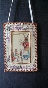 Katherine?s Collection Easter - Bunny Photo Frame | Home Gifts | Scoop.it