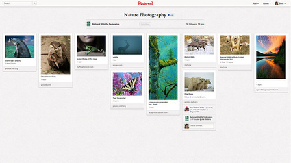 Pinterest:  A Tool To Curate Relevant Visual Content for Your Audience | Social Media Italy | Scoop.it