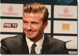 Beckham au PSG: le regard marketing de Olivier Poignard (ESSCA 2011) | Actualités ESSCA | Scoop.it