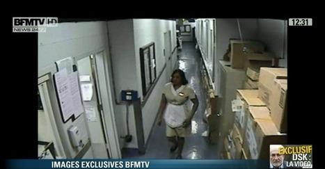 LePost : DSK au Sofitel : les images des caméras de surveillance diffusées par BFM   LYFtv - Lyon   Scoop.it