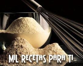 Uso de harinas alternativas | Gluten free! | Scoop.it
