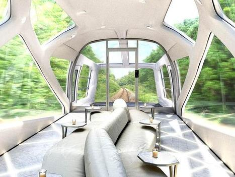 JR East railways have launched Cruise Train in collaboration with Ferrari designer Ken Okuyama | Travel around best places in Asia | Scoop.it
