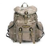 Distressed canvas hunter rucksack | personalized canvas messenger bags and backpack | Scoop.it