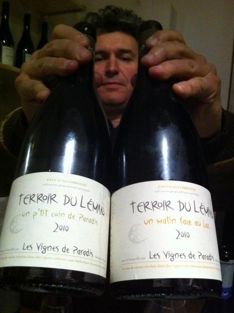 VinSurVin » Blog Archive » Belluard, Berlioz et Lucas : les 3 ... | Vins et Vignerons | Scoop.it