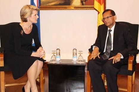 Sri Lanka – Australia partnership Foregoing Ahead - Asian Tribune | New Colombo Plan | Scoop.it
